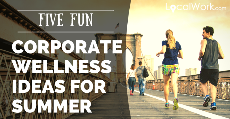 5 CORPORATE WELLNESS