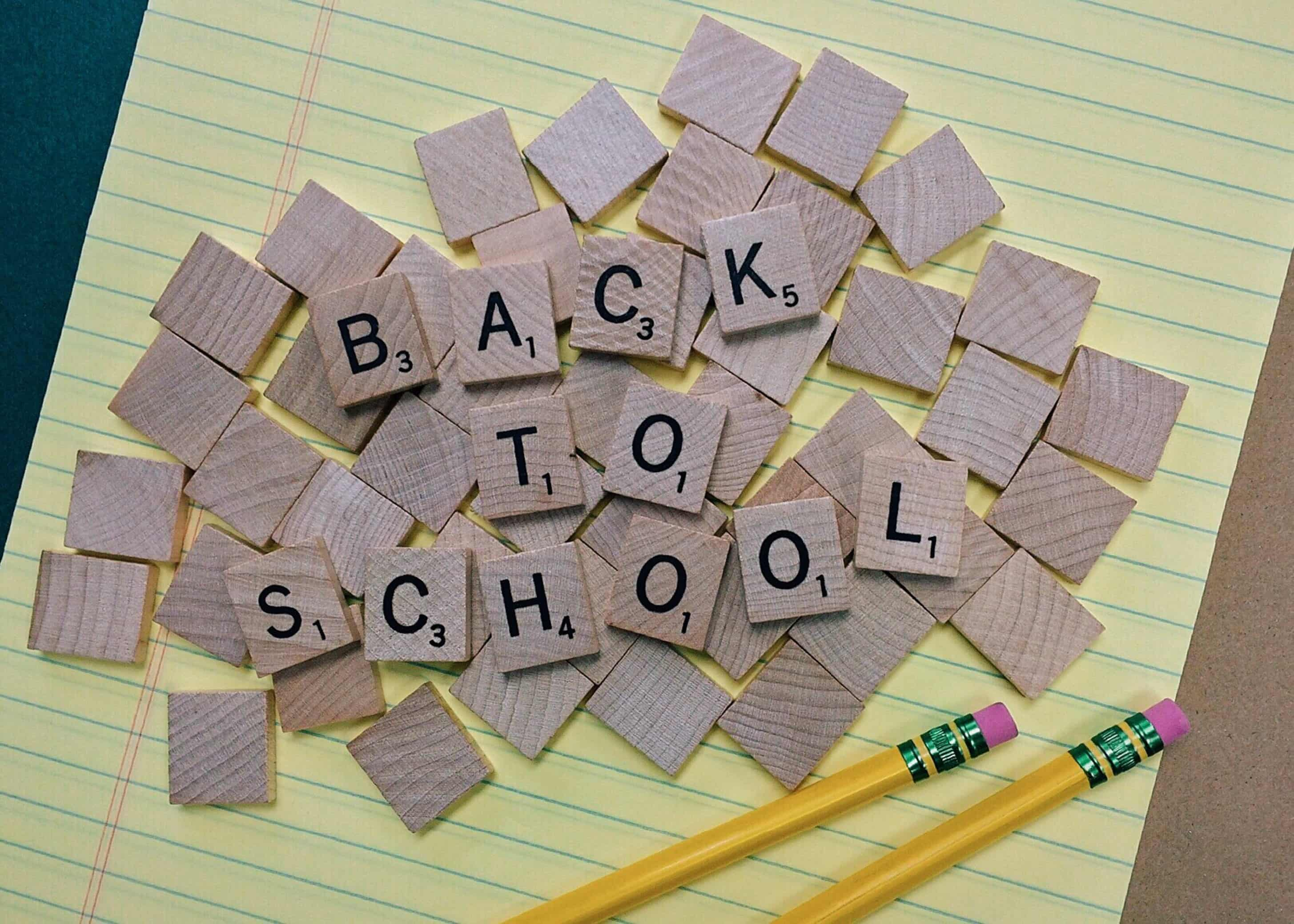Back to School While Back to Work